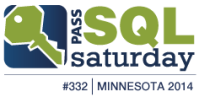 I am speaking at SQL Saturday 332 in Minneapolis